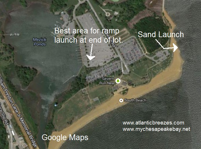 Boat Ramps In Maryland
